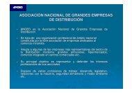 ponencia: qué es anged. demandas del consumidor - Cooperativas ...