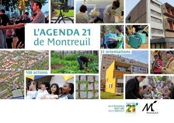 Téléchargez l'Agenda 21 - Ville de Montreuil