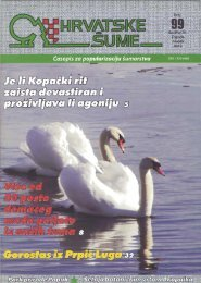 Kopački rit - Hrvatske šume