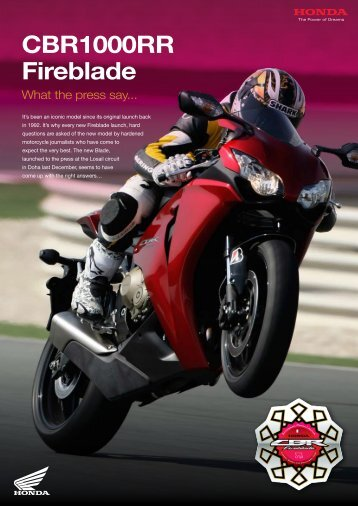 What the press say - Doble Motorcycles