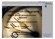 Vortrag Prof. Dr. Henner Hentze 27.02.2008 - Bildungskreis Borken