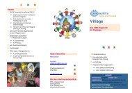 Info Graz Village - CISV