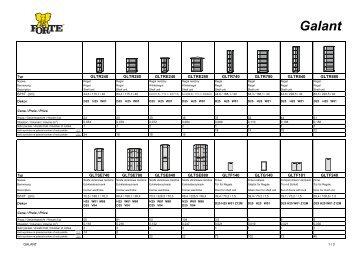 Galant - Furniture24.eu