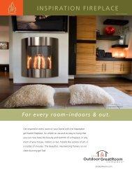 INSPIRATION FIREPLACE - Heater