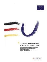 Agenda teritorială - Infocooperare