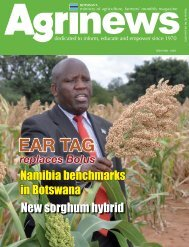 June Agrinews 2012-13.indd - Ministry of Agriculture