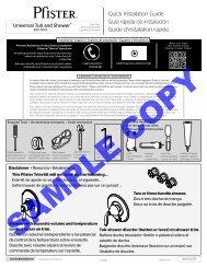 Quick Installation Guide Guía rápida de instalación Guide d ...