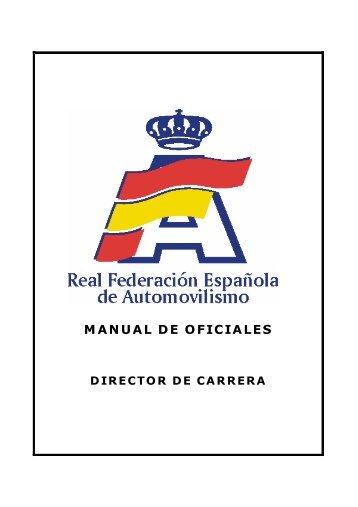 MANUAL DE OFICIALES - Circuit de Catalunya