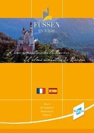 descargar el folletin de la ciudad de Füssen