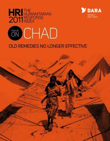 FOCUS ON THE CHAD report - DARA
