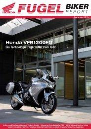 Ein Technologieträger bittet zum Tanz - Honda Fugel