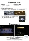 LED Lichtleiste unter Markise am Wohnmobil montieren (mit Dimmer) - Seite 3