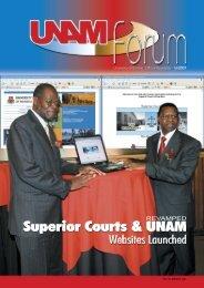 1st Edition 2007 - University of Namibia