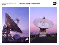 Telecommunications - Deep Space Network - NASA