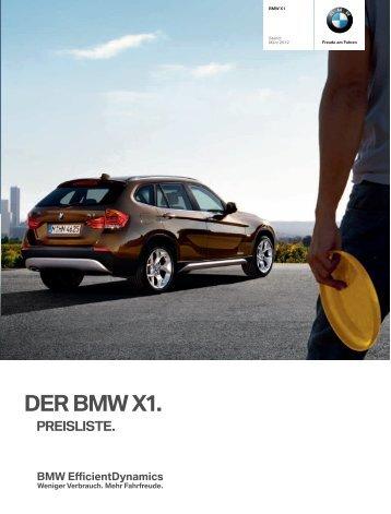Sonderausstattungen - BMW