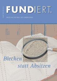 Gesucht: Dickbrettbohrer und Kommunikatoren - GFS Fundraising ...