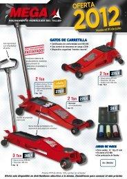 Promoción MEGA 2012 - Autobas 77 SA