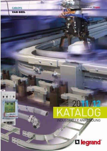 Katalog Industrielle Anwendungen 2011/2012pdf, 27 MB - Legrand