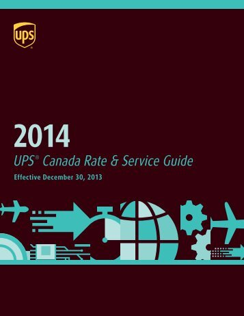 See UPS 2013-year shipping rate here before discount