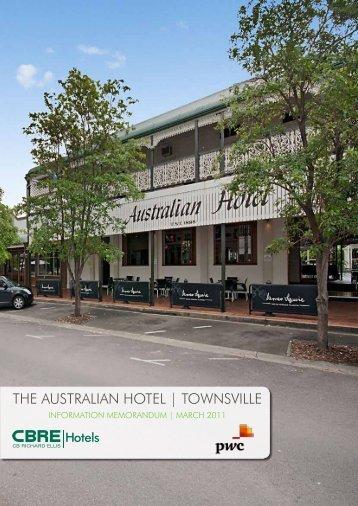 THE AUSTRALIAN HOTEL | TOWNSVILLE - YouVu