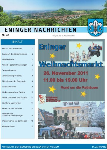 Nr. 46 - Eningen unter Achalm
