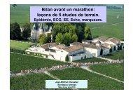 marathon : 5 études de terrain - Club des Cardiologues du Sport