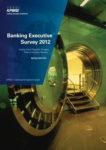 Banking Executive Survey 2012 - KPMG