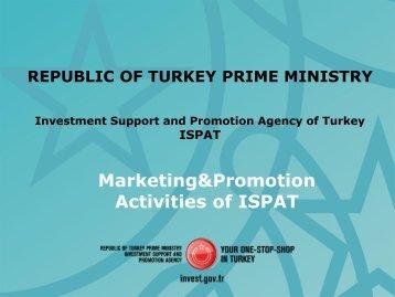 Marketing&Promotion Activities of ISPAT - miepo