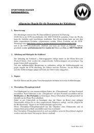 Allgemeine Regeln für die Benutzung der Kleinbusse - Verein.sv ...