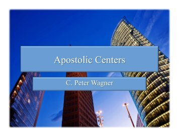 Apostolic Centers.pptx - Glory of Zion