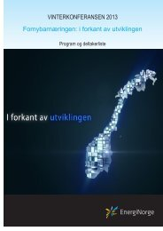 Last ned programmet i PDF format her - Energi Norge