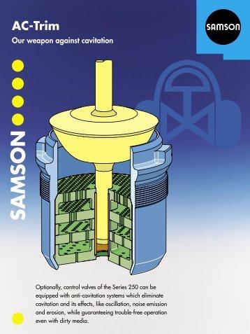 AC-Trim - Samson Regeltechniek