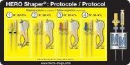 HERO Shaper® : Protocole / Protocol - The EndoExperience