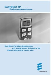 Download Bedienungsanleitung (PDF, 1.60 MB) - Honda