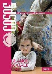 Sintesi Bilancio Sociale 2010 ITA - Cospe