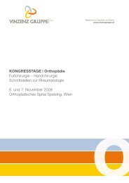 KONGRESSTAGE | Orthopädie Fußchirurgie ... - Adjutum