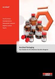 AcroSeal Packaging - Acros Organics