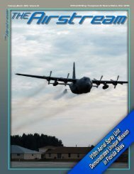 February-March 2009 - Youngstown Air Reserve Station