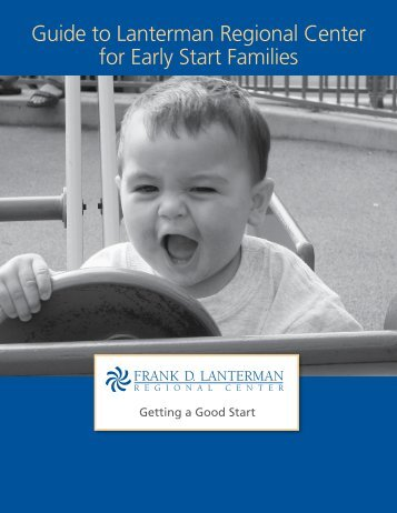 Guide to Lanterman for Early Start Families - Frank D. Lanterman ...