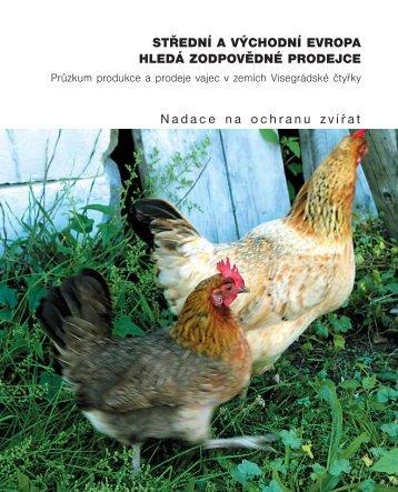 Nadace na ochranu zvířat STŘEDNÍ A VÝCHODNÍ ... - Klub Gaja