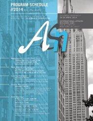 ASN-2014-Final-Program