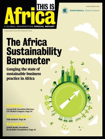 African Sustainability Barometer