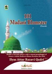 101 Madani blomster