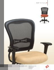 Avail Task Chair Sell Sheet KI-00829R1.pdf - KI.com