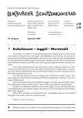 Schützengesellschaft Lenzburg • 1464 4/09 5/09 - SG Lenzburg - Seite 3