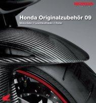 Honda Originalzubehör 09