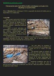 mois d'août 2009 - L'association des Amis de Saint Colomban