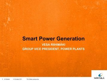 Smart Power System