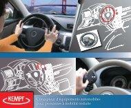 Concepteur d'équipements automobiles pour personnes à ... - Kempf
