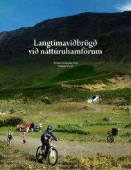 Langtímaviðbrögð við náttúruhamförum - Rannsóknarstofa í barna ...